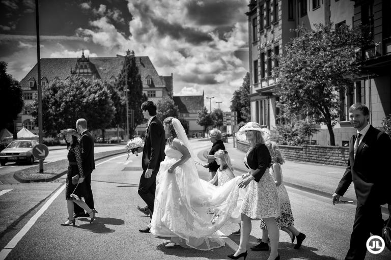 Hochzeitsfotos Mindener Dom