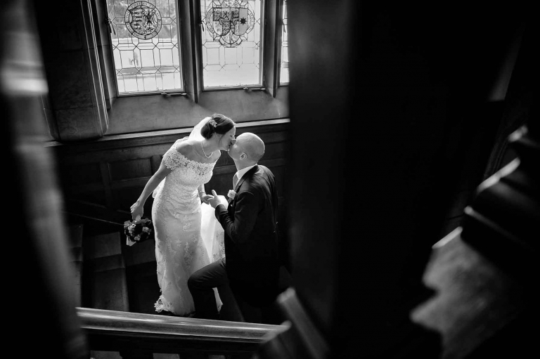 Hochzeitsfotos Schlosss Kronberg